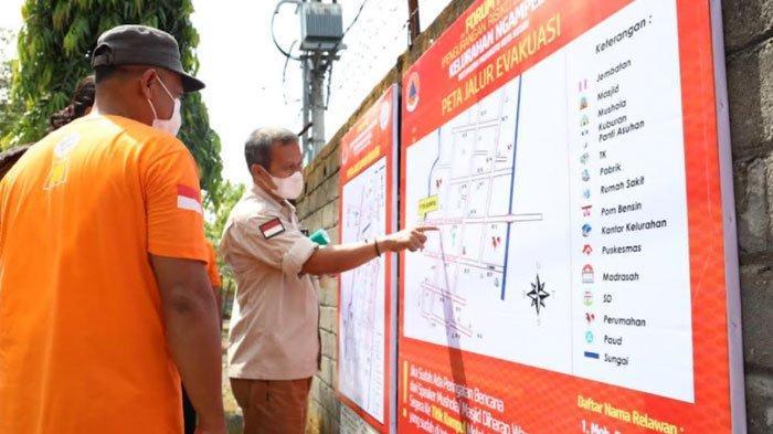 Kelurahan Ngampel Jadi Wakil Kota Kediri dalam Lomba Desa Tangguh Bencana
