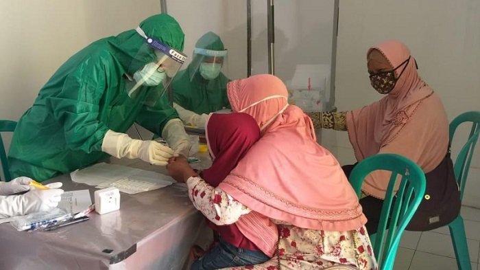 Tim Covid-19 Kabupaten Kediri Temukan 12 Orang Reaktif Setelah Salat Tarawih Bareng Pasien Positif