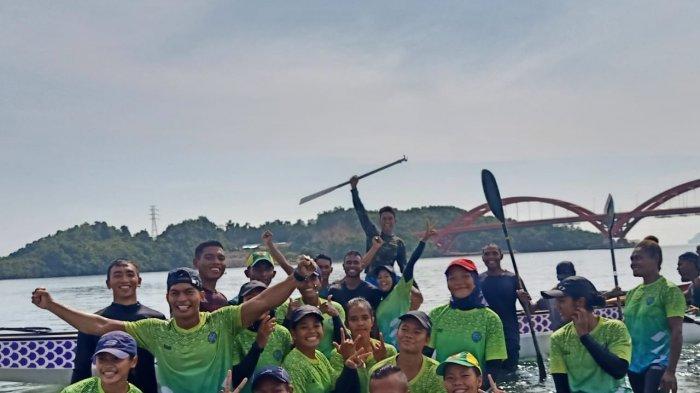 Targetkan Delapan Emas di PON XX Papua 2021, Tim Dayung Jatim Waspadai Kekuatan Kontingen Jawa Barat