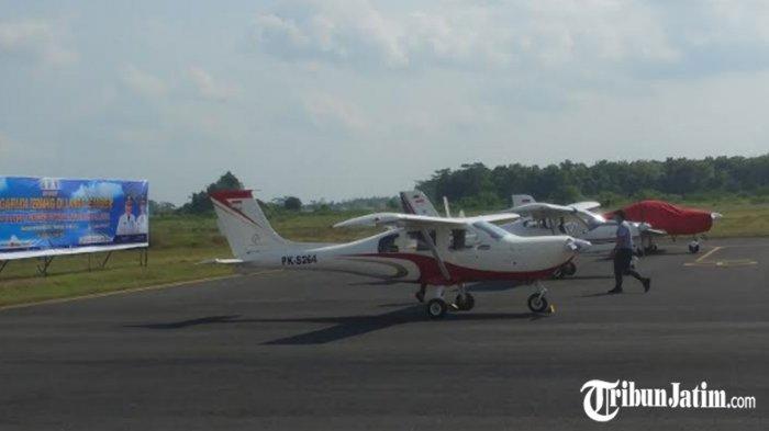 Tim Garuda Terbang dan FASI Bersiap Keliling Langit Jember, Peringati Hari Lahir Pancasila 1 Juni