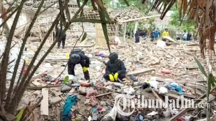 Polisi Periksa Istri dan Anak Abdul Ghofar Terkait Insiden Maut Ledakan Bondet di Pasuruan