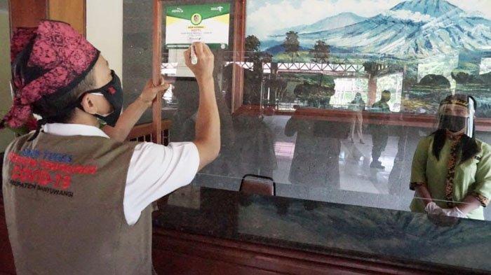 700 Tempat Usaha di Banyuwangi Telah Mendapat Sertifikasi Protokol Kesehatan Pencegahan Covid-19
