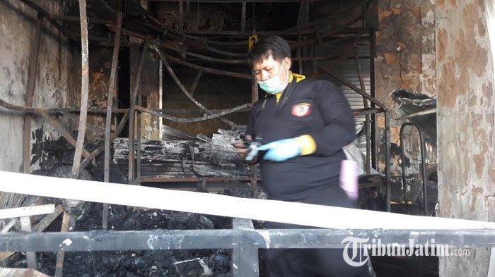 Hasil Labfor Polda Jatim Keluar, BPRS Bhakti Sumekar Dipanggil Terkait Kebakaran Pasar Anom Baru