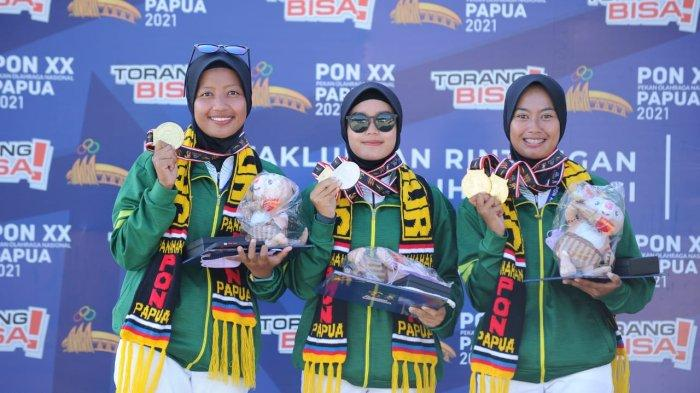 Tim Panahan Jatim Juara Umum PON XX Papua 2021, Pertahankan Gelar 10 Kali Berturut-turut