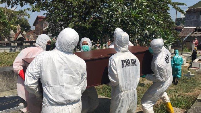 Jenazah Pasien Covid-19 Tak Ditangani, Tim Pemulasaran Jenazah Polresta Malang Kota Turun Tangan