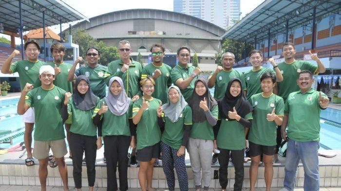 PON XX Papua 2021 - Tim Renang Jatim Andalkan Kolaborasi Atlet Senior dan Junior