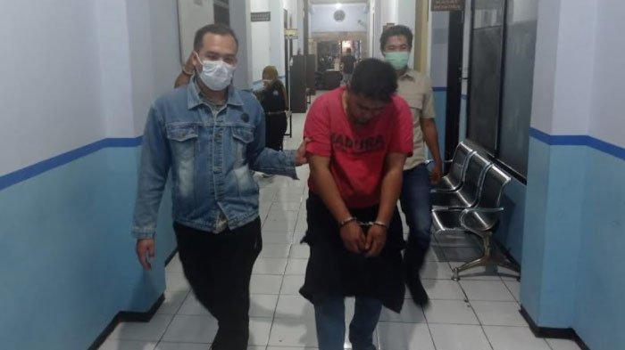 Maling Handphone di Kota Malang Terjebak Macet, Sempat Diwarnai Aksi Kejar-kejaran hingga Ditabrak
