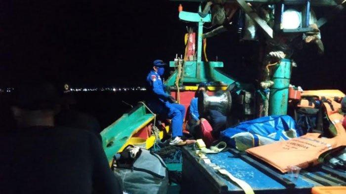Sonar Deteksi Adanya Benda Besar, BPCB Jatim Duga Posisi Bangkai Kapal Van Der Wijch di Lamongan