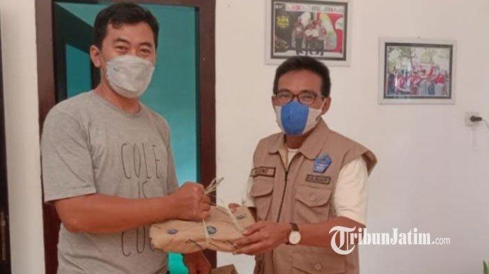 Sosialisasi PPKM Darurat ke Warga, Belasan Ribu Brosur Disebar ke Seluruh Wilayah Kabupaten Nganjuk