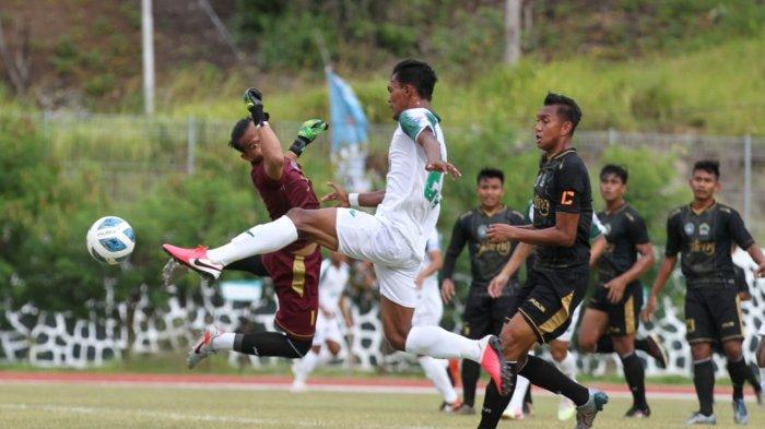 Sepak Bola PON XX Papua 2021: Kalahkan Sumut 2-0, Jatim Sapu Bersih Kemenangan di Penyisihan Grup