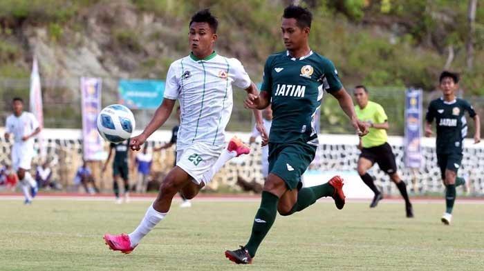 PON XX Papua 2021 - Kiper Jawa Timur Gagal Eksekusi Penalti, Pelatih: Messi Juga Pernah Gagal