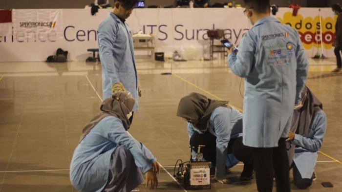 Harumkan Nama Indonesia, Tim Spektronics ITS Raih Juara 2 Kompetisi Chem-E-Car