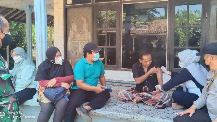 Selain Penyandang Disabilitas, Vaksinasi di Bangkalan Juga Menyasar Orang Dengan Gangguan Jiwa