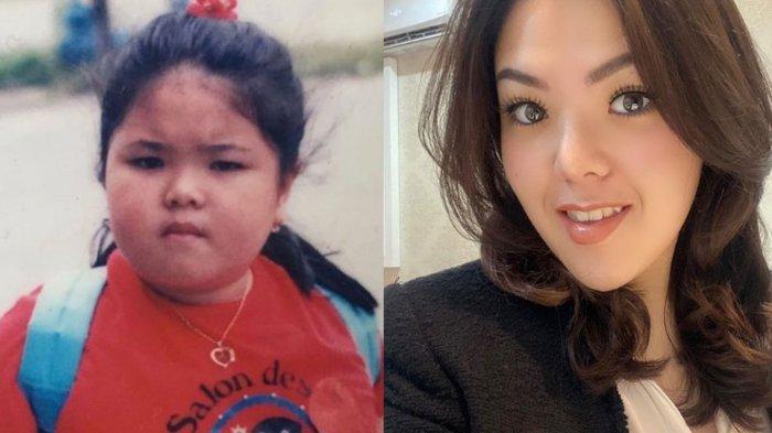 Menu Diet ala Tina Toon, Berat Badan Turun 25 Kg dalam 8 Bulan, Bakar Lemak dengan Naik-Turun Tangga
