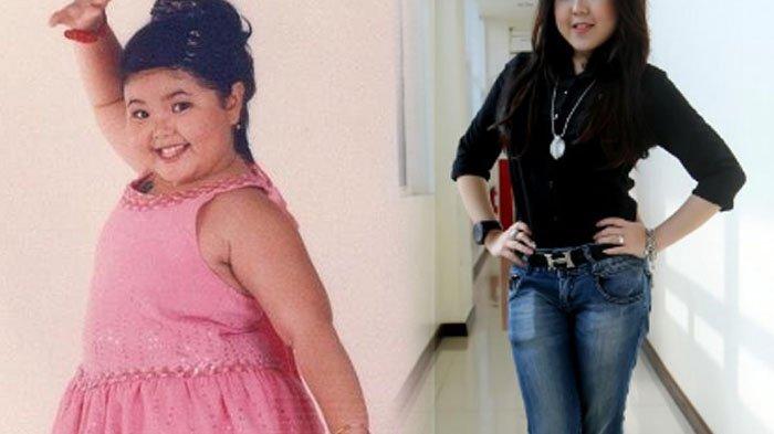 Tina Toon dulu dan sekarang
