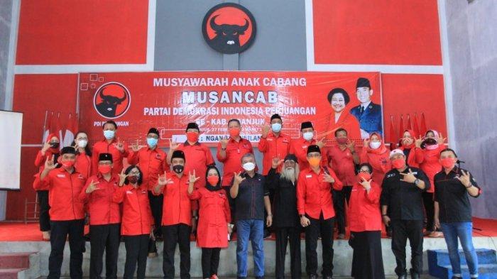 Elektabilitas PDIP Masih Ungguli Parpol lain, DPD Jatim Makin Getol Roadshow Keliling Daerah