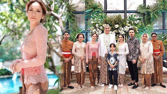 TIPS CANTIK HARI INI: Tampil Anggun dan Cantik ke Kondangan dengan Style Kebaya Warna Pastel Ala BCL