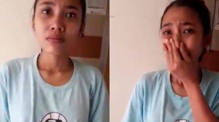 VIRAL Video TKW di Singapura Menangis, Mengaku Disiksa dan Disiram Majikan, Dianggap Pembawa Kuman