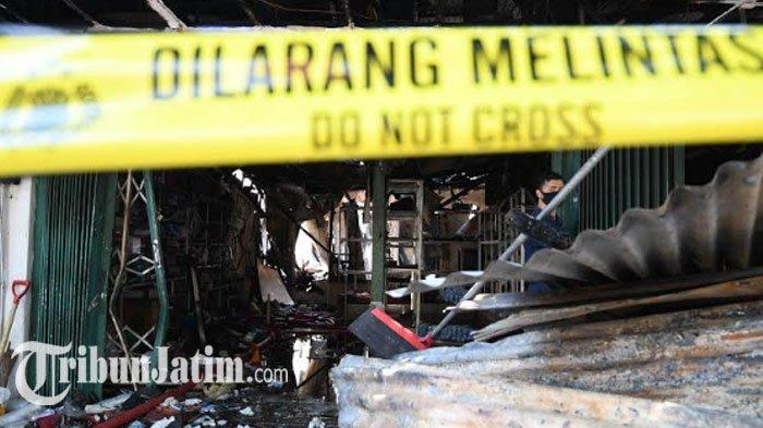 Pengakuan Saksi Mata Soal Kebakaran Toko Elektronik di Blauran: Kondisi Pintu Sudah Dikunci