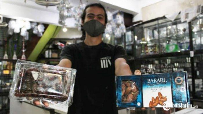 Berkah Ramadan 2021, Omset Penjual Kurma di Surabaya Berlimpah, 'Optimis Bisa Naik 100 Persen'