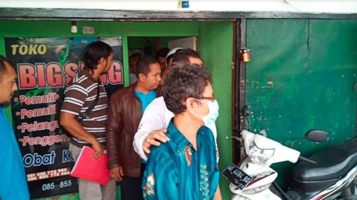 Polres Madiun Kota Tangkap Penjual Obat Kuat dan Obat Penggugur Kandungan
