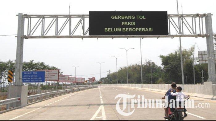 Viral Pengendara Becak Melintas di Tol Surabaya, Begini Penjelasan Pengelola