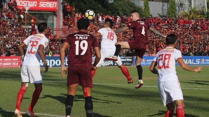 Hasil PSM Vs Persija Jakarta, Menang 2-0, PSM Makassar Resmi Jadi Juara Piala Indonesia 2018