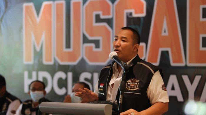 Muscab HDCI Surabaya 2021, Tony Wahyudi Terpilih Aklamasi