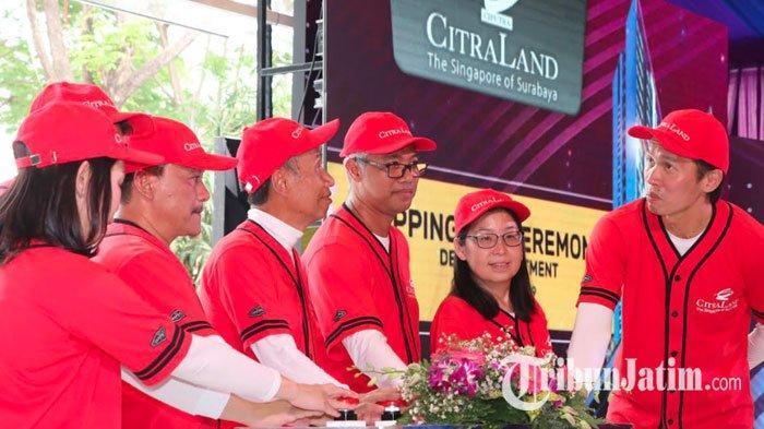 Topping Off ApartemenCornell dan Denver CitraLand Surabaya, Sisa 152 Unit, Serah Terima Juli 2020