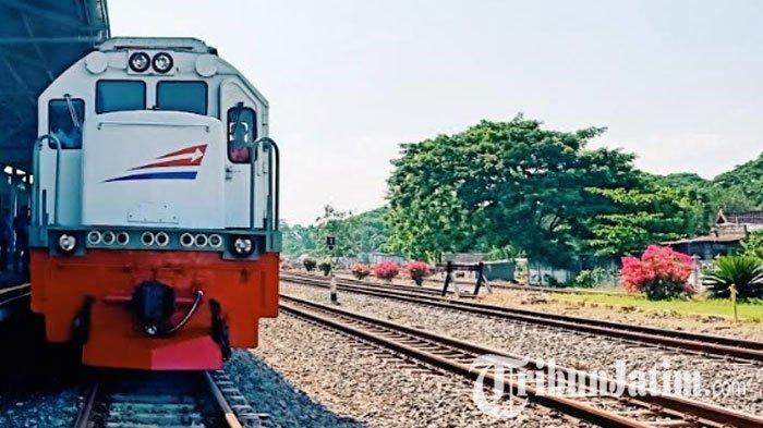 Stasiun PT KAI Daop 8 Surabaya Sepi, Catat 648 Penumpang Tidak Memenuhi Persyaratan Bepergian Jauh