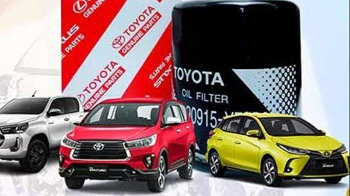 Manjakan Konsumen Toyota, Auto2000 Beri Diskon untuk Pembelian Filter Via Auto2000 Digiroom