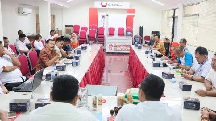 Jajaki Kerjasama dengan BUMD DKI Jakarta, TPID Kabupaten Blitar Tawarkan Produk Pangan Potensial