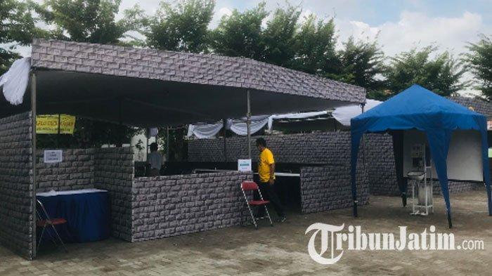 Warga RW 08 RMB Galakkan Nyoblos Aman Nyaman Saat Pandemi, Imbau Prokes Pakai Kostum Pecalang Bali