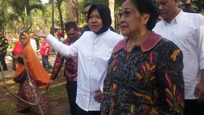Air Mata Risma Curhat Jadi Menteri: Makan Hati, Megawati Syok Lihat Tubuh Mensos: Lho Itu Tugasmu