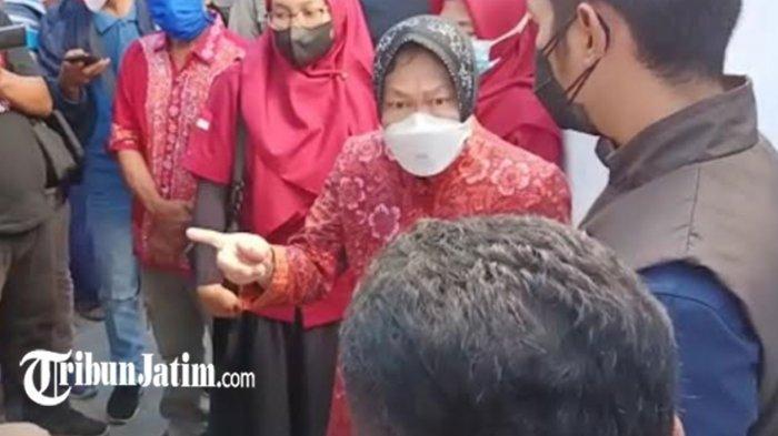 Mensos Tri Rismaharini Temukan Kejanggalan Penyaluran BPNT di Kecamatan Tuban: Saya Tidak Terima