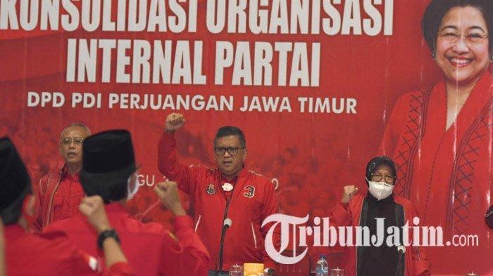 Rekomendasi Pilkada Surabaya 2020 Segera Turun, PDI Perjuangan Sebut Sudah Solidkan Internal Partai