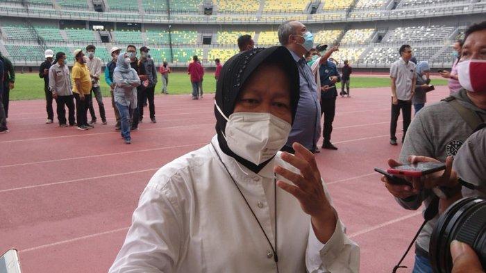 Terungkap Alasan Wali Kota Risma Tetap Kebut Persiapan Piala Dunia U-20 2021 di Surabaya