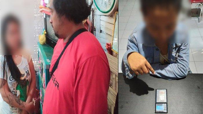Wanita Pemandu Lagu Asal Mojokerto Ditangkap Polsek Wringinanom Gresik, 0,34 Gram Sabu Jadi Bukti
