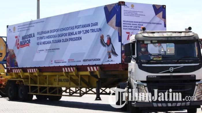 Kementerian Pertanian Gelar Merdeka Ekspor Serempak, Mentan: Total Nilai Ekspor Capai Rp 7,29 T