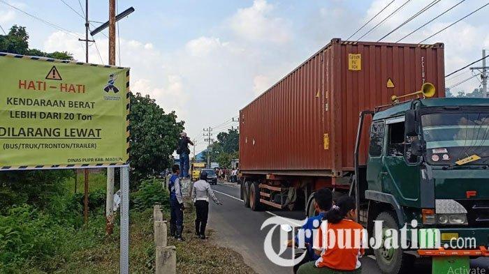Penutupan Sejumlah Jalan di Kota Madiun Dikeluhkan Warga Kabupaten Madiun, Dua Kepala Daerah Bertemu