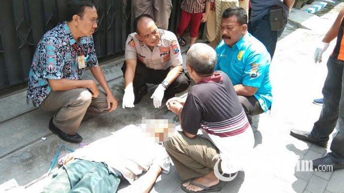 Tukang Becak di Jombang Meninggal Mendadak saat Angkut Penumpangnya, Diduga Serangan Jantung