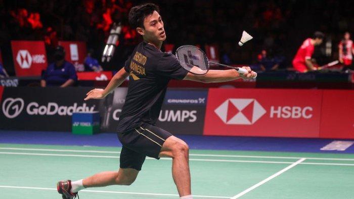 Hasil Piala Thomas - Shesar Jadi Penentu Kemenangan, Indonesia Juara Grup dan Lolos Perempat Final