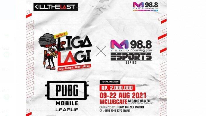 Turnamen Esport Kill The LAst Surabaya Dimulai, 120 Gamers Berebut Titel Jawara