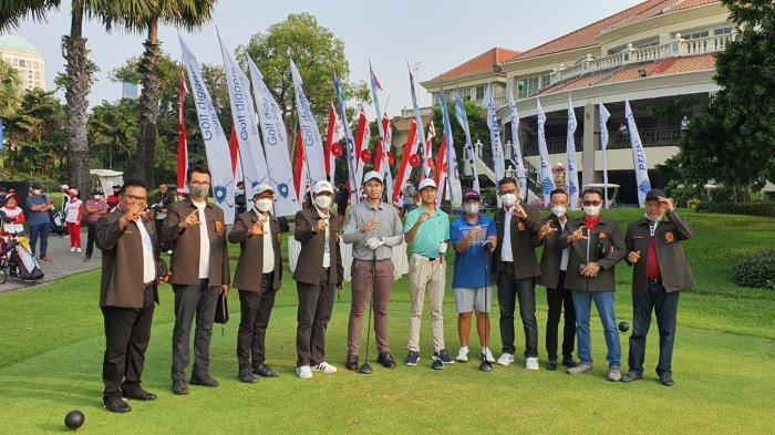 Turnamen Golf Piala Gubernur Jawa Timur 2021 Resmi Dibuka, Ada Doorprize Motor Matic