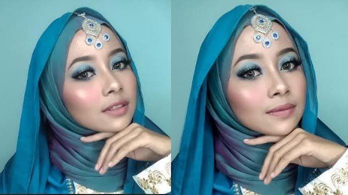Tutorial Make Up 'Indian Queen Look' alaBeauty Influencer Surabaya, Cocok Buat Suka Riasan 'Bold'