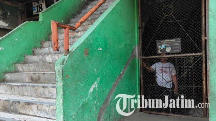 Pasca Kasus Mutilasi, Petugas Gembok 79 Pintu di Pasar Besar Malang Tiap Sore, 4 Orang Jaga Pasar