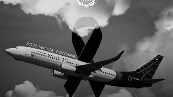 Ucapan Duka Cita Arema FC Atas Kecelakaan Pesawat Sriwijaya Air SJ-182