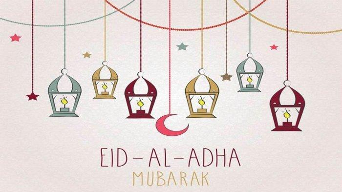 Ucapan Idul Adha 2021.