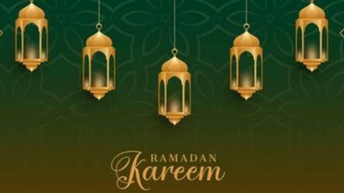 Ilustrasi - Ucapan selamat Ramadhan 2021/1442 H.