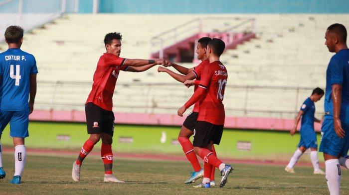 Banyak Pemain Digoda Klub Luar Negeri, Madura United Akan Berusaha Ekstra Pertahankan Skuad